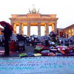 Solidarität mit Flüchtlingen